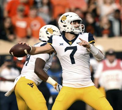 Will Grier  Ankle injury swayed decision  41de25aeb