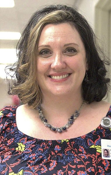 Rainelle director of nursing recognized for service