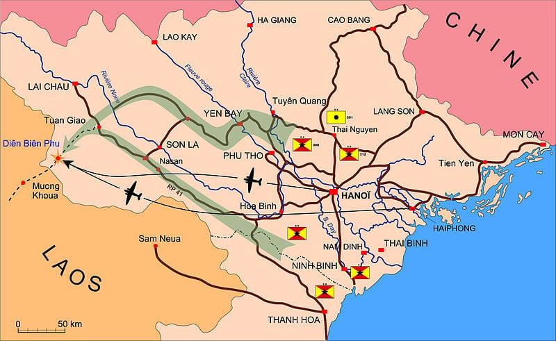 Dien Bien Phu Vietnam Map.At Dien Bien Phu In 54 Jim Rubin Got An Early Taste Of War In