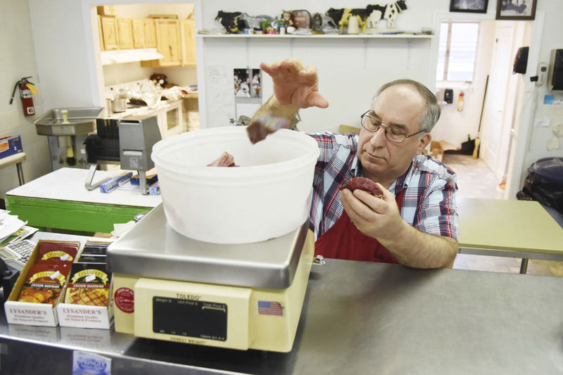 Butcher Block Has Changed With Its Community Life Register Herald
