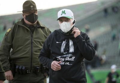Holliday will not return as Marshall head football coach