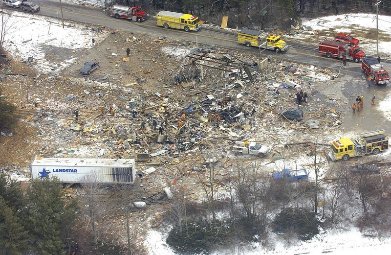 Scars remain from Ghent tragedy; wounds left by 2007 explosion haven't healed