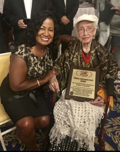 NASA facility in Fairmont renamed for Katherine Johnson