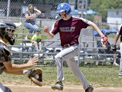 Beckley All-Stars drop first game of Ohio Valley Regional