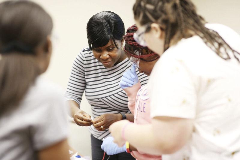 Girls dominate the STEM field at WVU Tech
