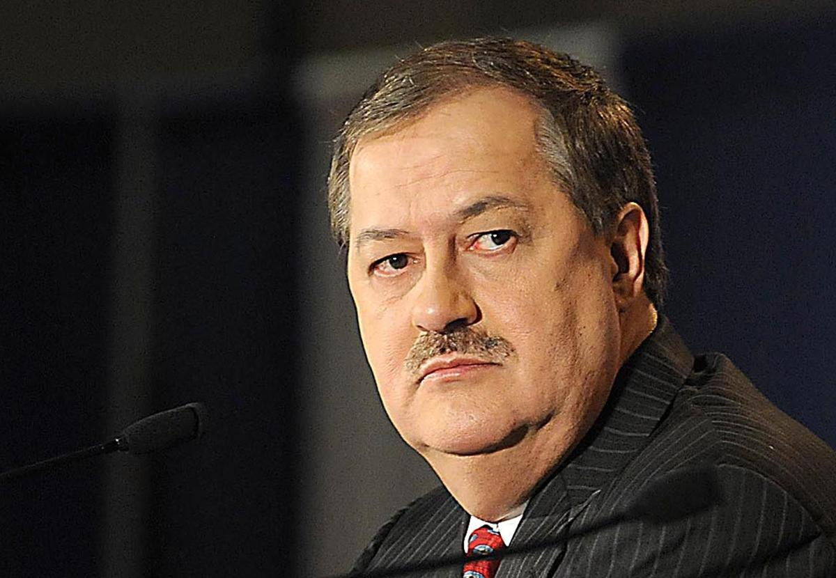 Former Massey Energy CEO Don Blankenship reportedly planning run for ...