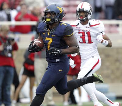 Mountaineer running game continues to pick up steam