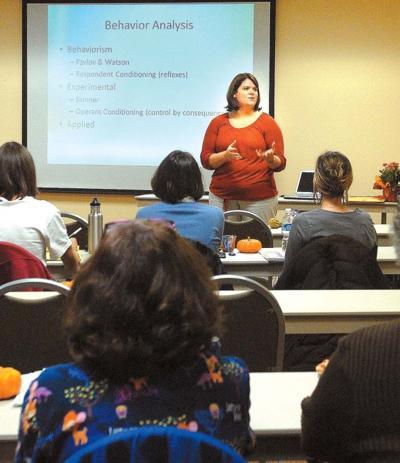 Workshop 95 Addressing Students >> Workshop Targets Parents Of Children With Autism Local News