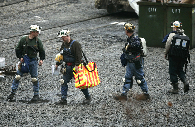 tallmansville men Two ex-sago miners commit suicide jobs  the sago mine near tallmansville, w  but a spokeswomen for both agencies said that both men had been thoroughly.