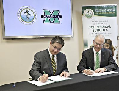 WVSOM, MU announce collaborative agreement
