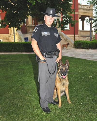 Fayette County Sheriff's office loses third K-9 unit dog