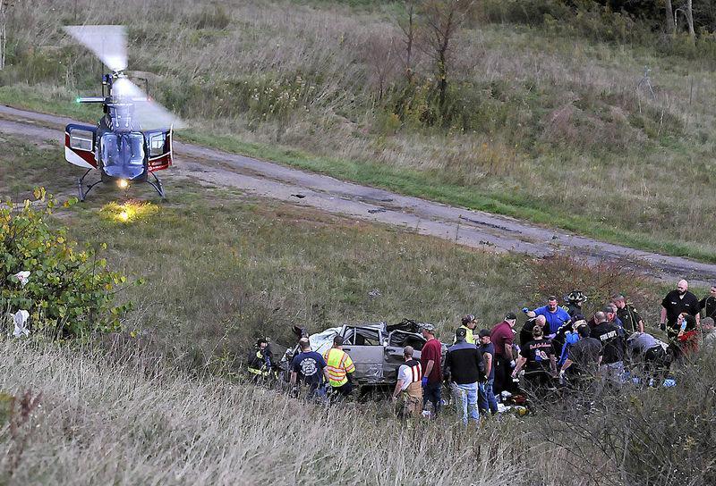 Fatal accident shuts both lanes down I-64 | News | register-herald com