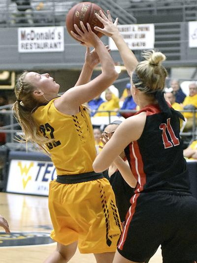 Focus on boards key in Lady Bears victory