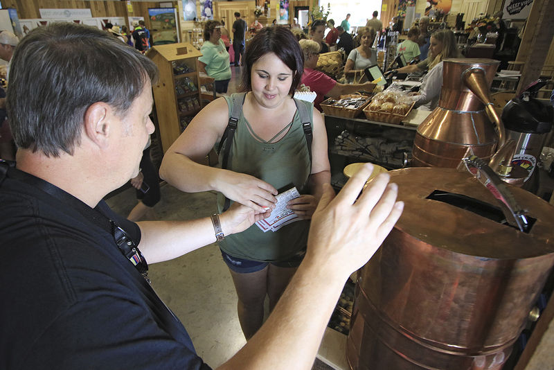 Country Store at State Fair features West Virginia grown
