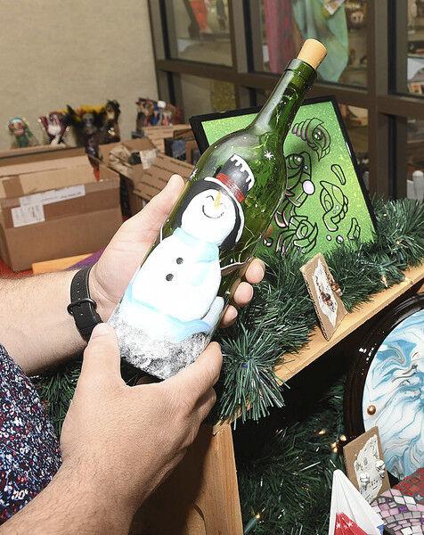 Beckley Art Center Gift Show adjusts for shopper safety