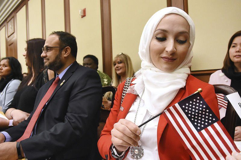 I love America  All I know is America:' New citizens share