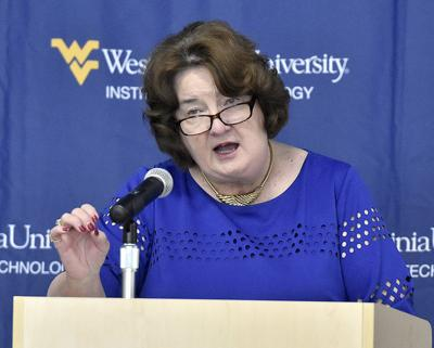 Long shares new visions for WVU Tech