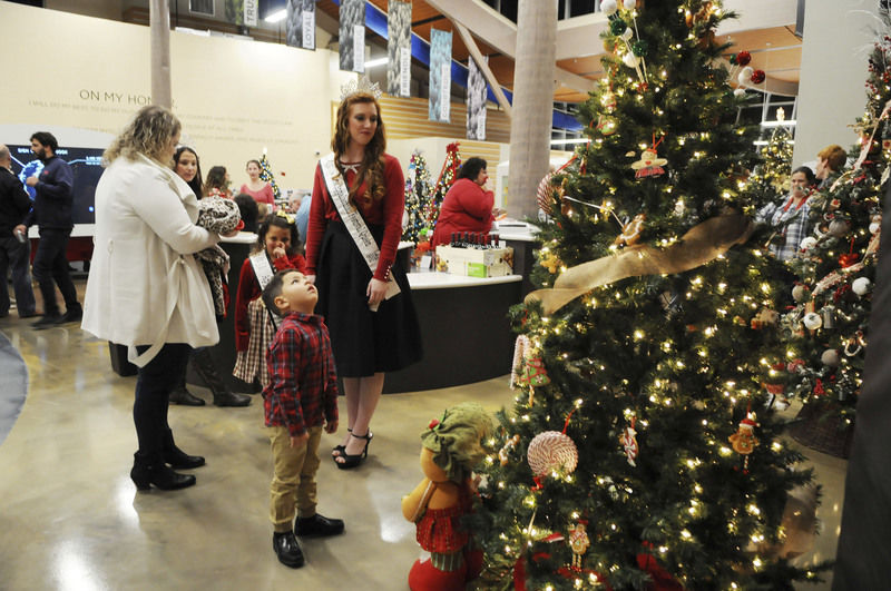 "United Way's ""Wonderland of Trees"" to open Nov. 9"