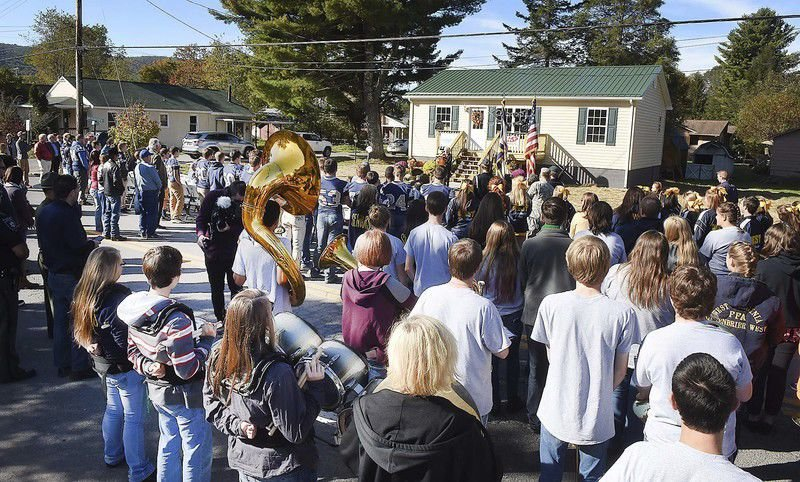 Dedication Ceremony Held At Rainelle Home News Register Herald Com