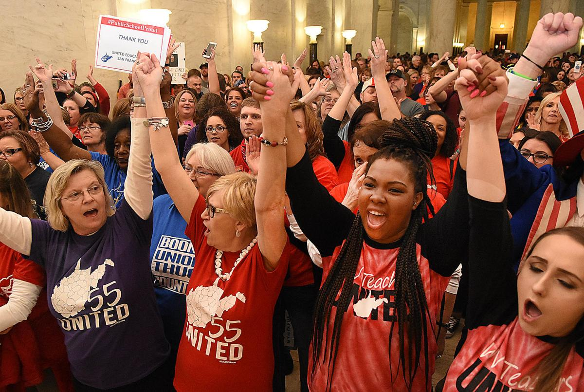 West Virginia Strike Points Up Underpaid Rural Teacher Crisis In