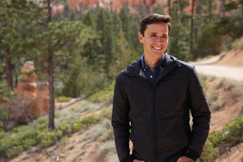 Charleston native and CBS reporter Conor Knighton explores national parks
