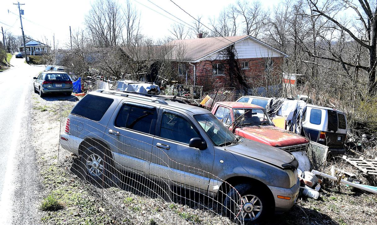 Salvage Yards In Wv >> Officials Encourage Enforcement For Clearing Junk Cars