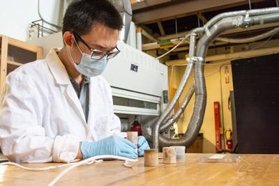 WVU researchers hope to build the bridge to a greener future with clean hydrogen