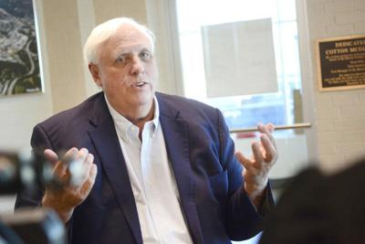 West Virginia governor liable for $700 million coal company loan