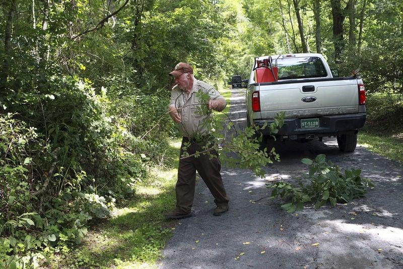 Greenbrier River Trail restored