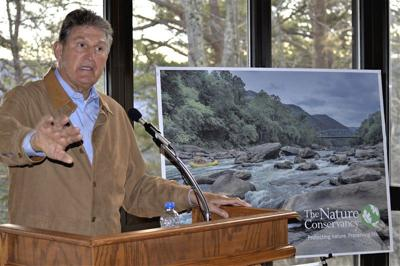 Federal lands behind in maintenance