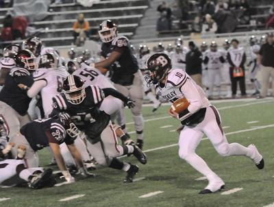 Bluefield too much for Woodrow