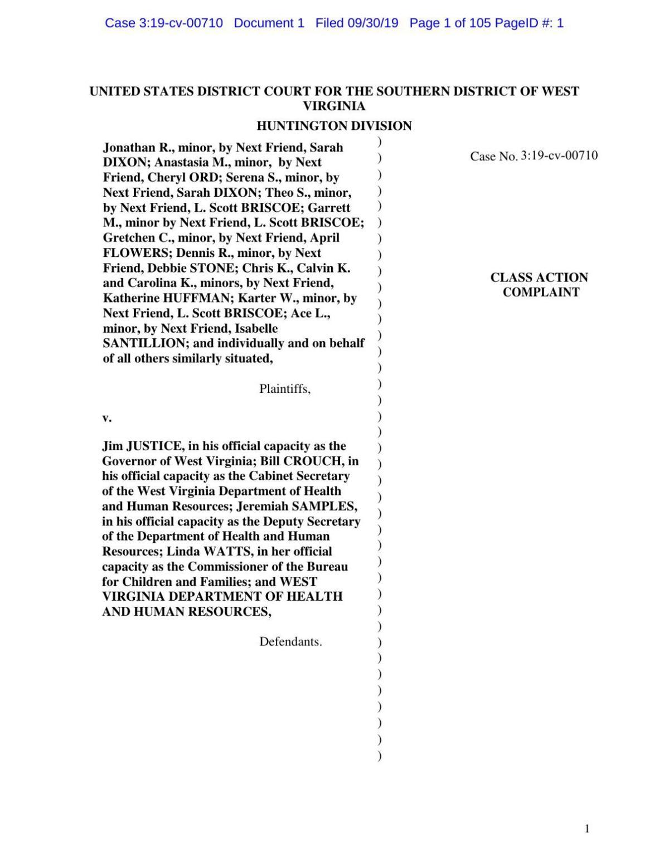 foster care lawsuit complaint.pdf