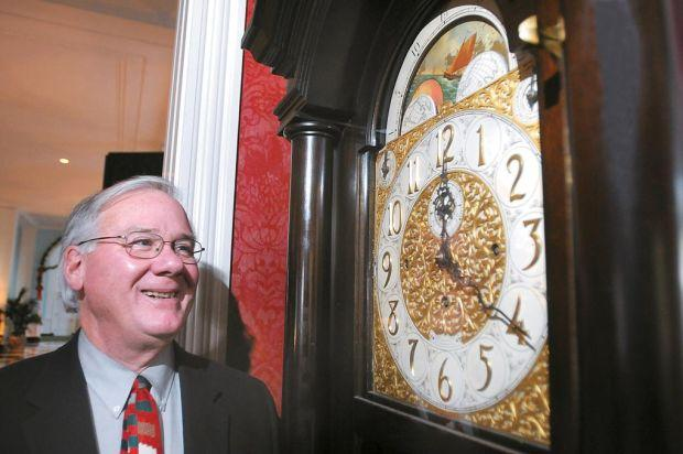 Timepiece Tells Story Sunday Profile Register Herald Com