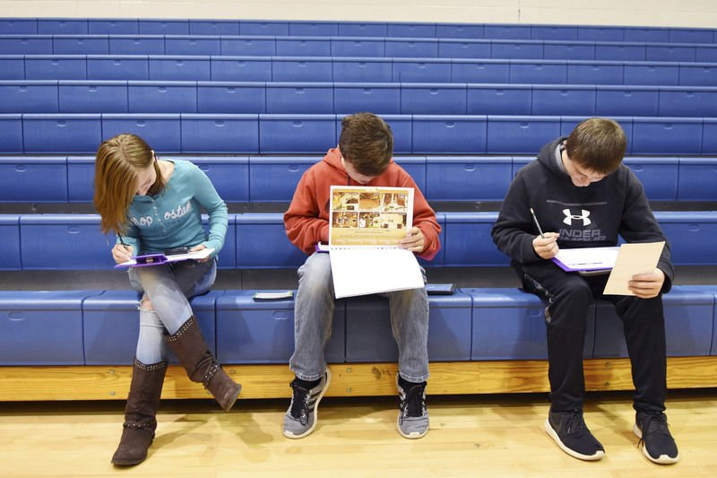 Beckley Stratton students take on real life scenarios with and without higher education