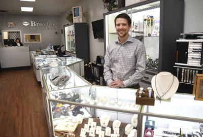 70abb25f7 Calvin Broyles Jewelry to open larger Beckley store | News ...