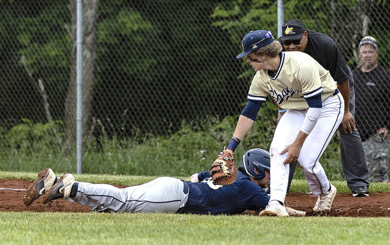 Prep baseball roundup: Shady will play Indy for title