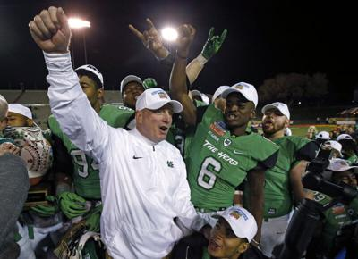 Holliday brought Marshall football back to respectability