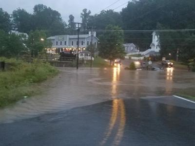 Ewart Avenue flooding