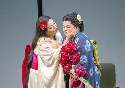 "The Met: Live in HD returns toGVT Saturday with ""Madama Butterfly"""