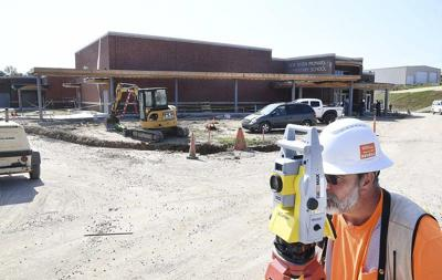 Oak Hill Middle, New River Primary Elementary to be completed just in time for school