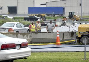 Part of East Beckley Bypass scheduled to be completed this year