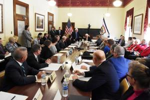 PEIA Task Force hosts first meeting