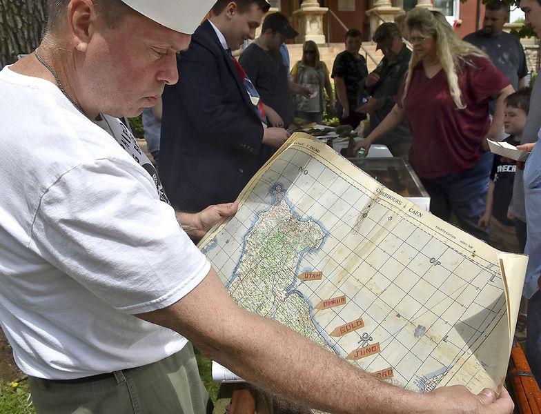 Fayetteville celebrates first-ever West Virginia World War