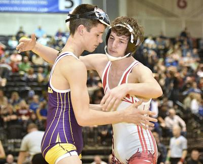 Oak Hill's Ashby West one step away