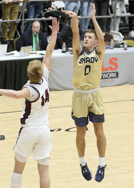 Shady duo named all-state