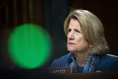 Capito reports she tested negative for coronavirus