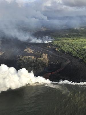 Volcanologist offers expertise on Kilauea eruption in Hawaii