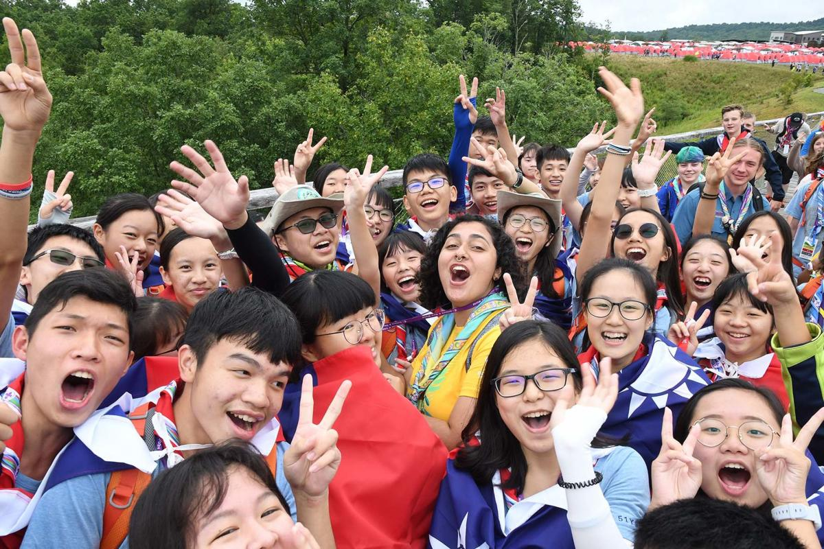 GALLERY: 24th World Scout Jamboree | Gallery | register