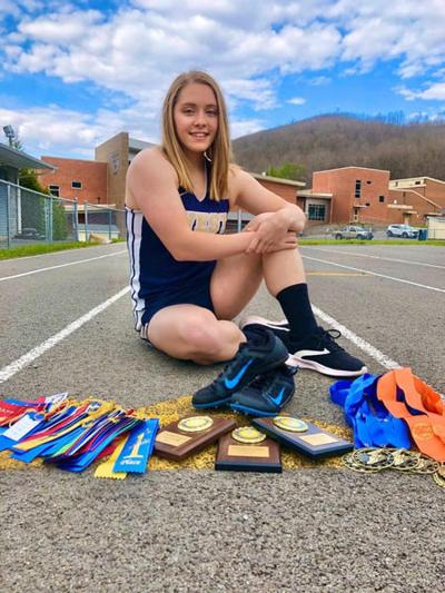 SENIOR PROFILE: Agee runs with a higher purpose