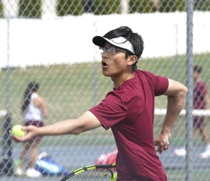 Woodrow primed for strong tennis season